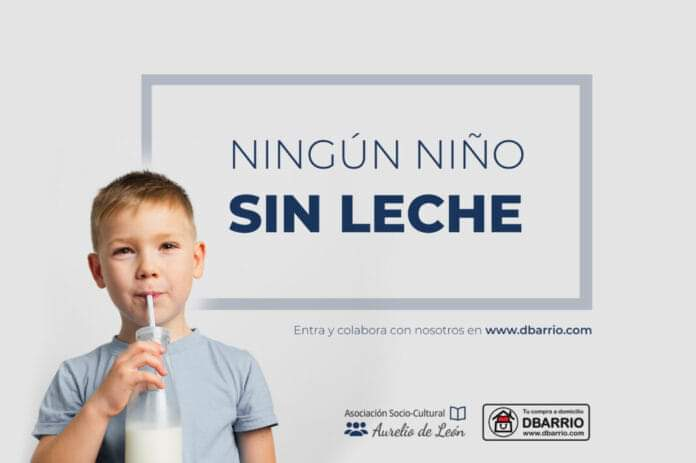 Ningún niño sin leche