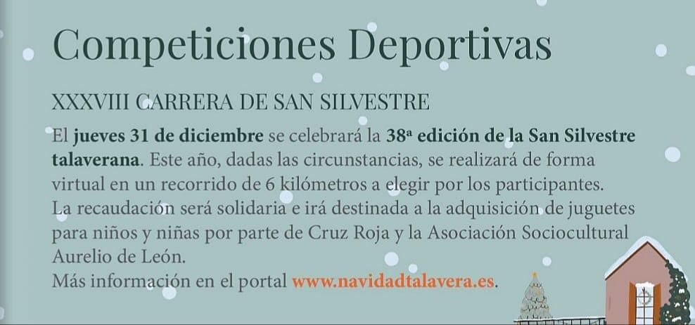 Carrera de S. Silvestre
