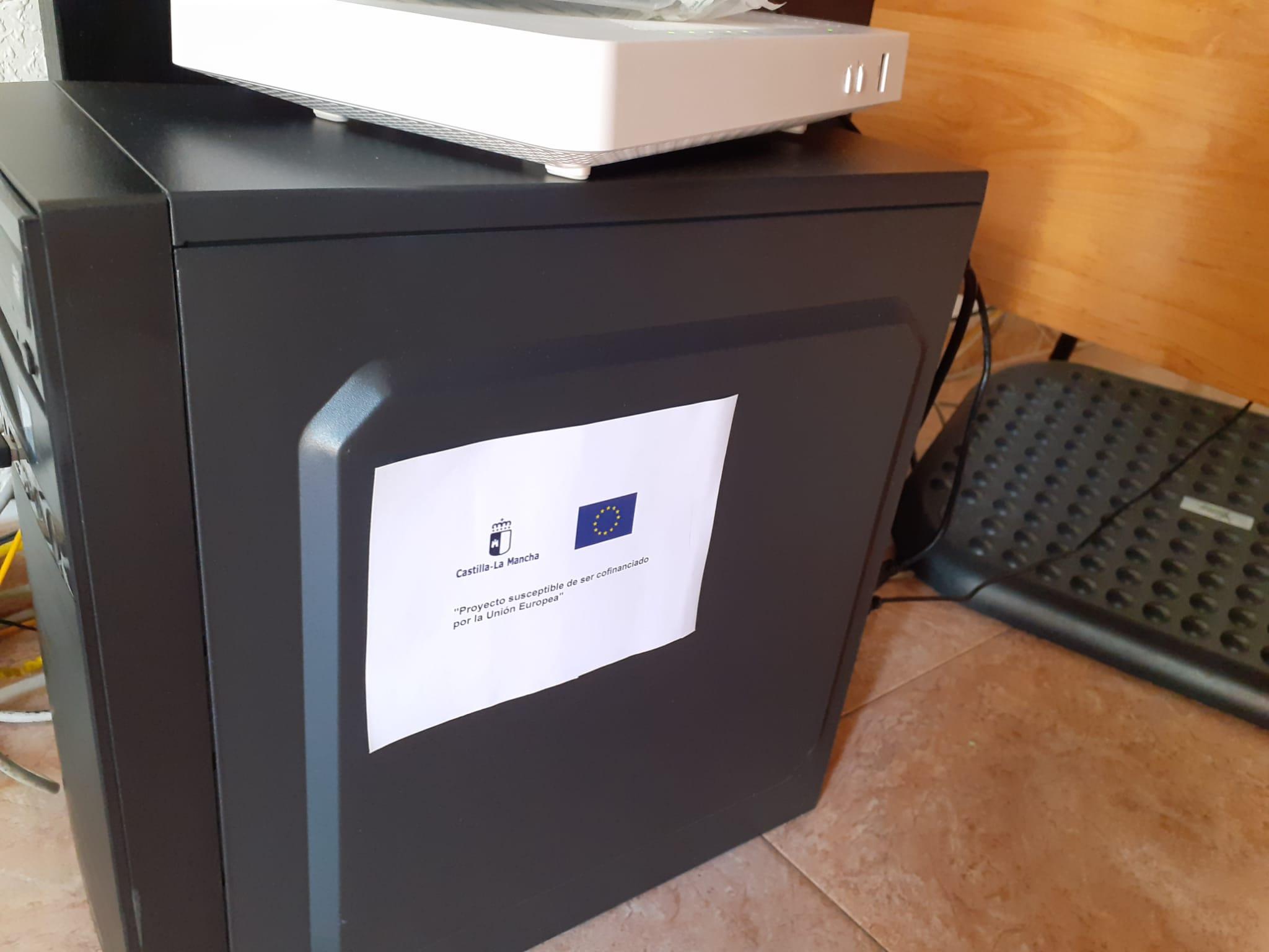 Subvención Fondo Social Europeo